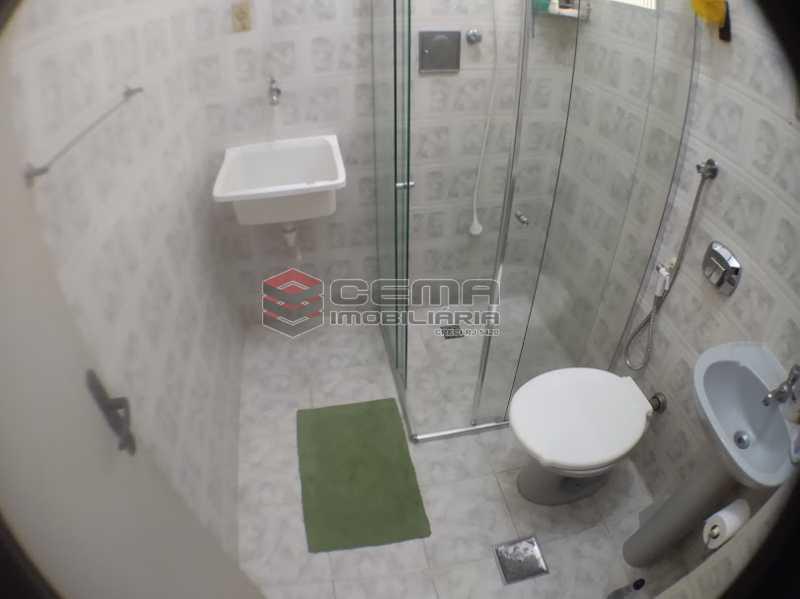 5 - Banheiro 4 - Kitnet/Conjugado 29m² à venda Rua Dois de Dezembro,Flamengo, Zona Sul RJ - R$ 420.000 - LAKI00937 - 15
