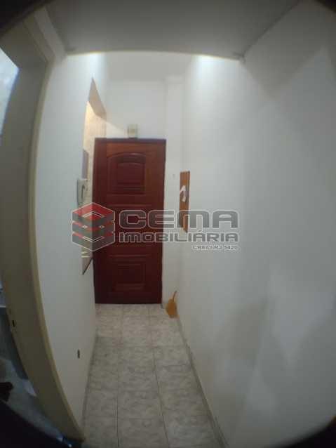 6 - Circulação 1 - Kitnet/Conjugado 29m² à venda Rua Dois de Dezembro,Flamengo, Zona Sul RJ - R$ 420.000 - LAKI00937 - 16