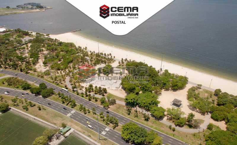 Foto postal - Kitnet/Conjugado 29m² à venda Rua Dois de Dezembro,Flamengo, Zona Sul RJ - R$ 420.000 - LAKI00937 - 21