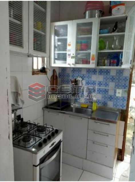 T5 - Casa 1 quarto à venda Santa Teresa, Zona Centro RJ - R$ 140.000 - LACA10003 - 6