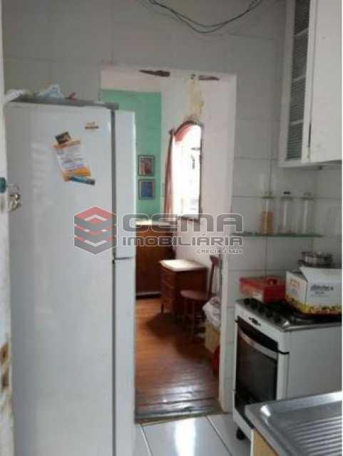 T8 - Casa 1 quarto à venda Santa Teresa, Zona Centro RJ - R$ 140.000 - LACA10003 - 9