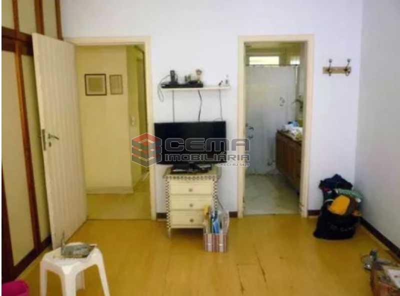 quarto 2 - Apartamento 4 quartos à venda Urca, Zona Sul RJ - R$ 2.300.000 - LAAP40559 - 8