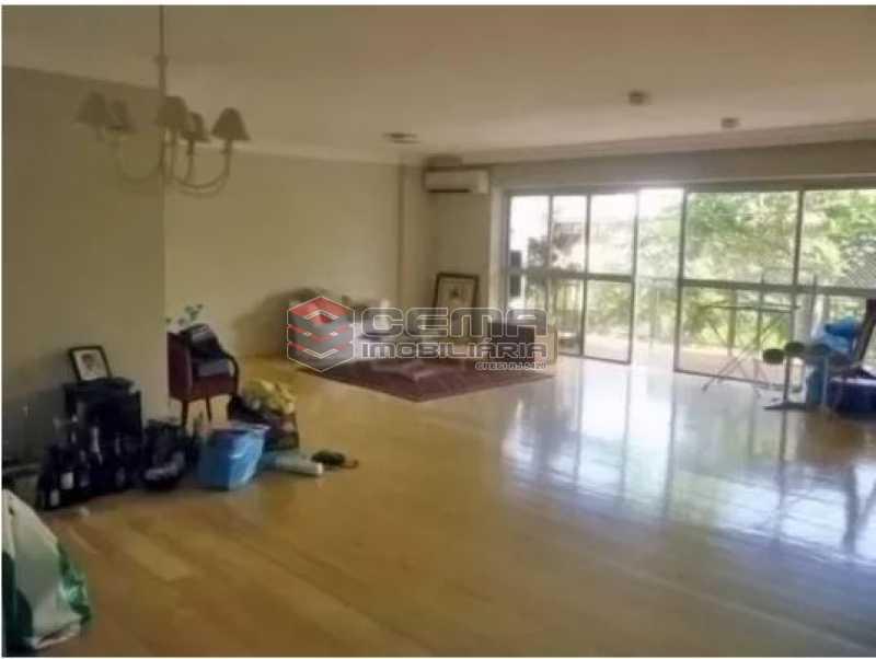 sala - Apartamento 4 quartos à venda Urca, Zona Sul RJ - R$ 2.300.000 - LAAP40559 - 1