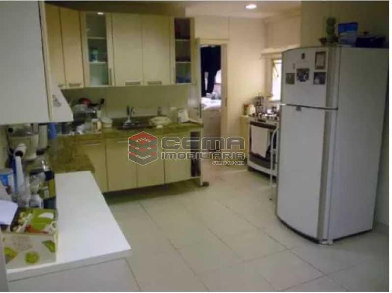 cozinha - Apartamento 4 quartos à venda Urca, Zona Sul RJ - R$ 2.300.000 - LAAP40559 - 17