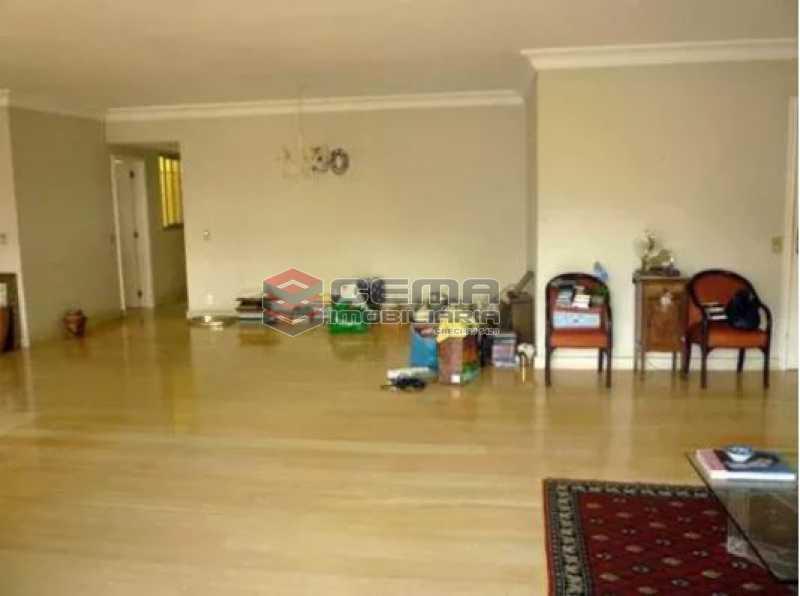 sala - Apartamento 4 quartos à venda Urca, Zona Sul RJ - R$ 2.300.000 - LAAP40559 - 7