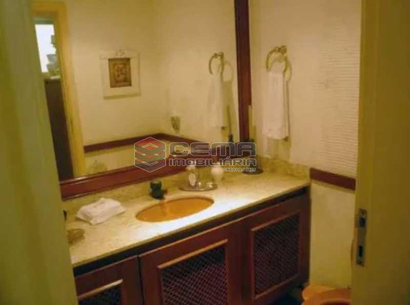 htlavabo - Apartamento 4 quartos à venda Urca, Zona Sul RJ - R$ 2.300.000 - LAAP40559 - 14