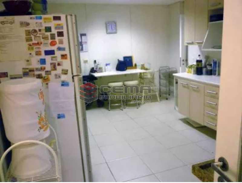 cozinha - Apartamento 4 quartos à venda Urca, Zona Sul RJ - R$ 2.300.000 - LAAP40559 - 16