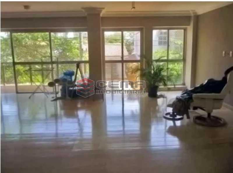 sala - Apartamento 4 quartos à venda Urca, Zona Sul RJ - R$ 2.300.000 - LAAP40559 - 6