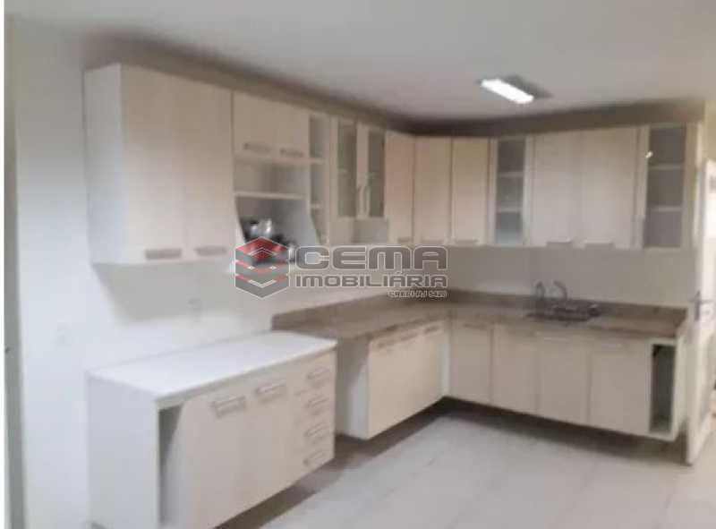 cozinha - Apartamento 4 quartos à venda Urca, Zona Sul RJ - R$ 2.300.000 - LAAP40559 - 18
