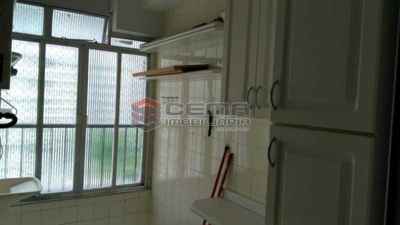 área de serviço - Apartamento À Venda - Rio de Janeiro - RJ - Botafogo - LAAP32638 - 21