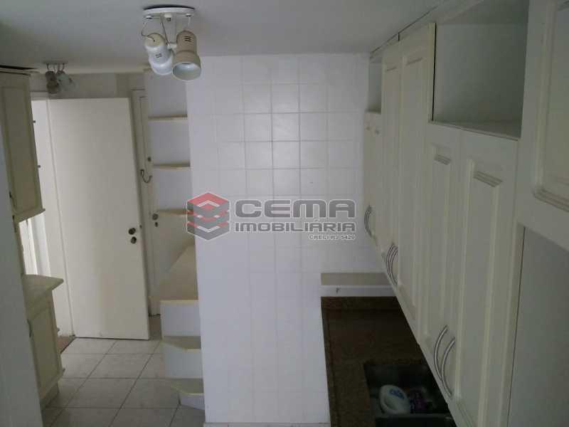 cozinha - Apartamento À Venda - Rio de Janeiro - RJ - Botafogo - LAAP32638 - 18
