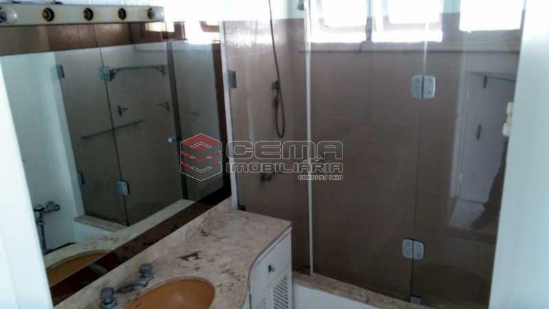 banheiro - Apartamento À Venda - Rio de Janeiro - RJ - Botafogo - LAAP32638 - 15