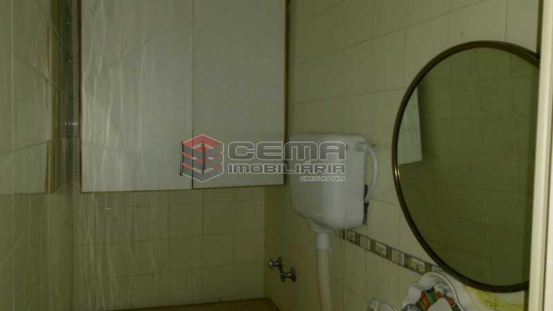 banheiro de empregada - Apartamento À Venda - Rio de Janeiro - RJ - Botafogo - LAAP32638 - 23