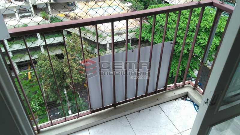sacada - Apartamento À Venda - Rio de Janeiro - RJ - Botafogo - LAAP32638 - 6