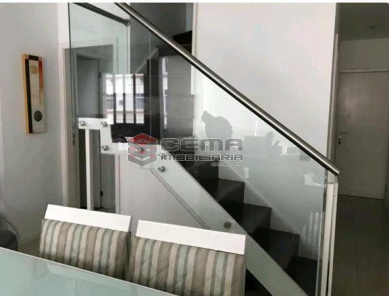 4 - Cobertura À Venda Rua Engenheiro Marques Porto,Humaitá, Zona Sul RJ - R$ 1.750.000 - LACO30196 - 5