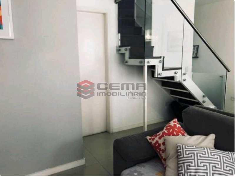 5 - Cobertura À Venda Rua Engenheiro Marques Porto,Humaitá, Zona Sul RJ - R$ 1.750.000 - LACO30196 - 6