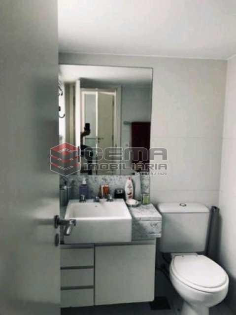 16 - Cobertura À Venda Rua Engenheiro Marques Porto,Humaitá, Zona Sul RJ - R$ 1.750.000 - LACO30196 - 17