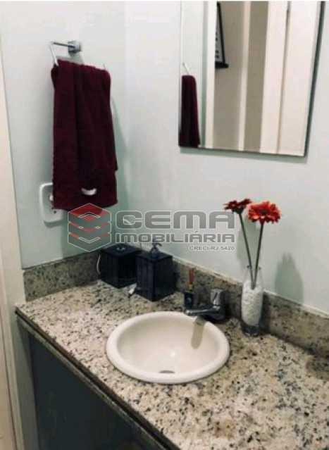 17 - Cobertura À Venda Rua Engenheiro Marques Porto,Humaitá, Zona Sul RJ - R$ 1.750.000 - LACO30196 - 18