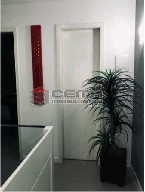 7 - Cobertura À Venda Rua Engenheiro Marques Porto,Humaitá, Zona Sul RJ - R$ 1.750.000 - LACO30196 - 8