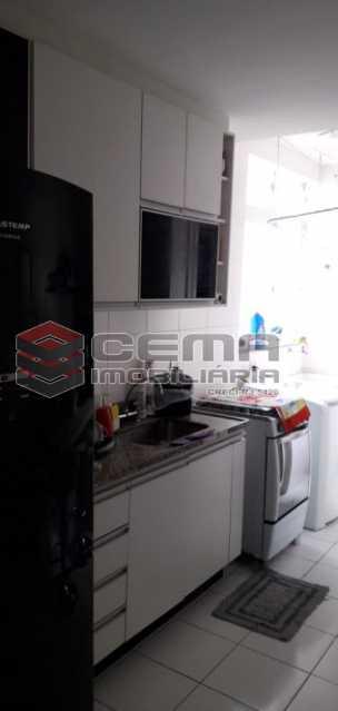 13 - Cobertura À Venda Rua Engenheiro Marques Porto,Humaitá, Zona Sul RJ - R$ 1.750.000 - LACO30196 - 14