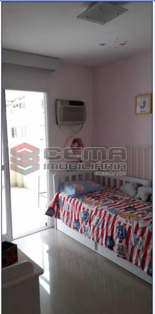 11 - Cobertura À Venda Rua Engenheiro Marques Porto,Humaitá, Zona Sul RJ - R$ 1.750.000 - LACO30196 - 12