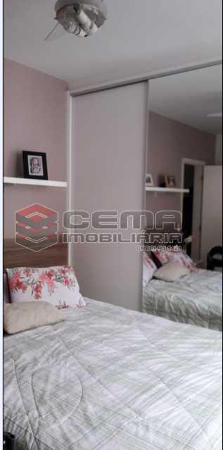 12 - Cobertura À Venda Rua Engenheiro Marques Porto,Humaitá, Zona Sul RJ - R$ 1.750.000 - LACO30196 - 13