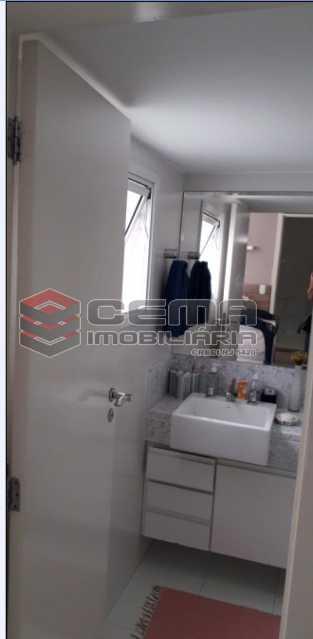 20 - Cobertura À Venda Rua Engenheiro Marques Porto,Humaitá, Zona Sul RJ - R$ 1.750.000 - LACO30196 - 21