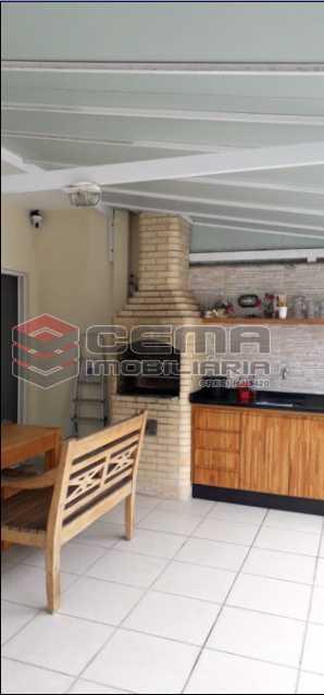 22 - Cobertura À Venda Rua Engenheiro Marques Porto,Humaitá, Zona Sul RJ - R$ 1.750.000 - LACO30196 - 23