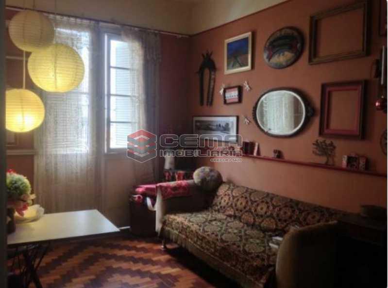 g2 - Apartamento À Venda Rua Aarão Reis,Santa Teresa, Zona Centro RJ - R$ 400.000 - LAAP23166 - 1