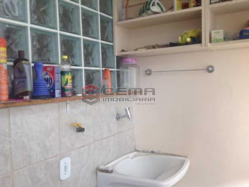 g4 - Apartamento À Venda Rua Aarão Reis,Santa Teresa, Zona Centro RJ - R$ 400.000 - LAAP23166 - 6