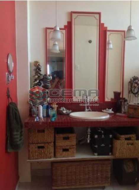 g5 - Apartamento À Venda Rua Aarão Reis,Santa Teresa, Zona Centro RJ - R$ 400.000 - LAAP23166 - 7