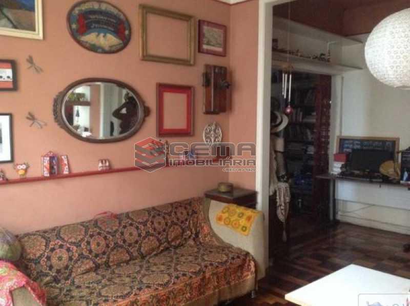 g17 - Apartamento À Venda Rua Aarão Reis,Santa Teresa, Zona Centro RJ - R$ 400.000 - LAAP23166 - 18