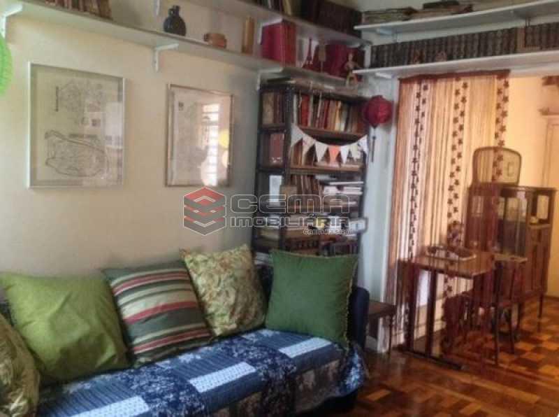 g19 - Apartamento À Venda Rua Aarão Reis,Santa Teresa, Zona Centro RJ - R$ 400.000 - LAAP23166 - 20