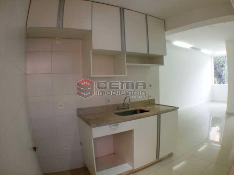 Cozinha  - Apartamento 2 quartos para alugar Catete, Zona Sul RJ - R$ 2.500 - LAAP23171 - 18