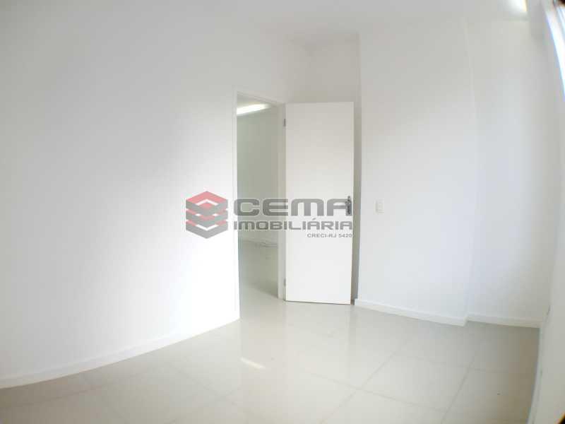 Quarto  - Apartamento 2 quartos para alugar Catete, Zona Sul RJ - R$ 2.500 - LAAP23171 - 11