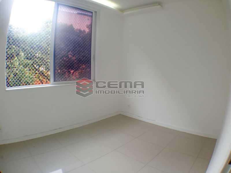 Quarto  - Apartamento 2 quartos para alugar Catete, Zona Sul RJ - R$ 2.500 - LAAP23171 - 13
