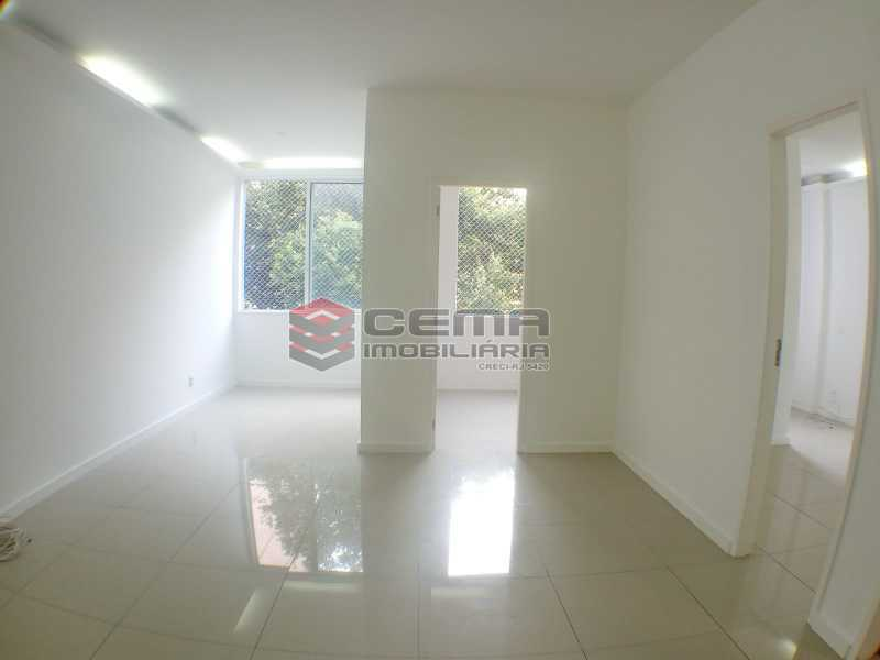 Sala  - Apartamento 2 quartos para alugar Catete, Zona Sul RJ - R$ 2.500 - LAAP23171 - 1