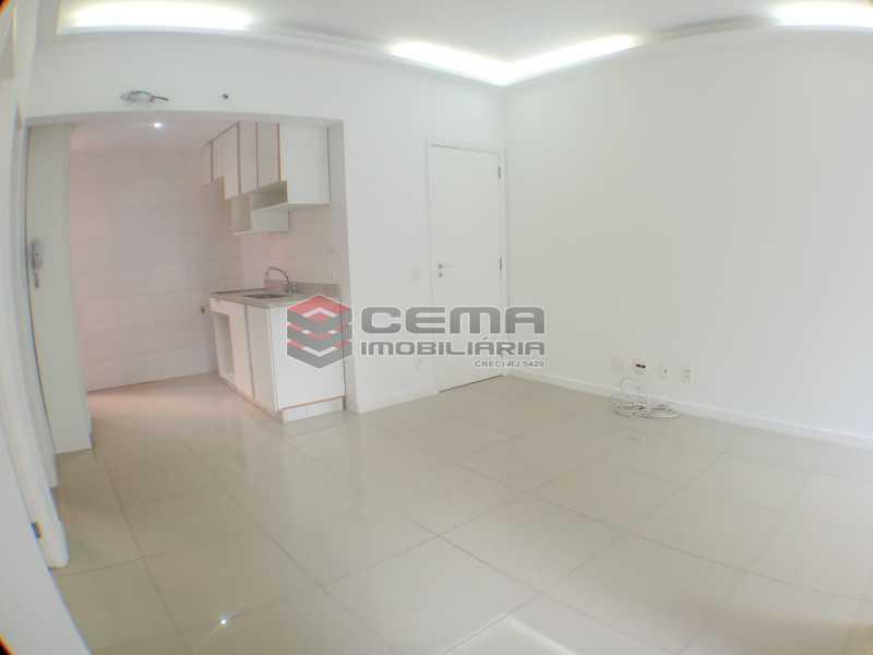 Sala  - Apartamento 2 quartos para alugar Catete, Zona Sul RJ - R$ 2.500 - LAAP23171 - 3