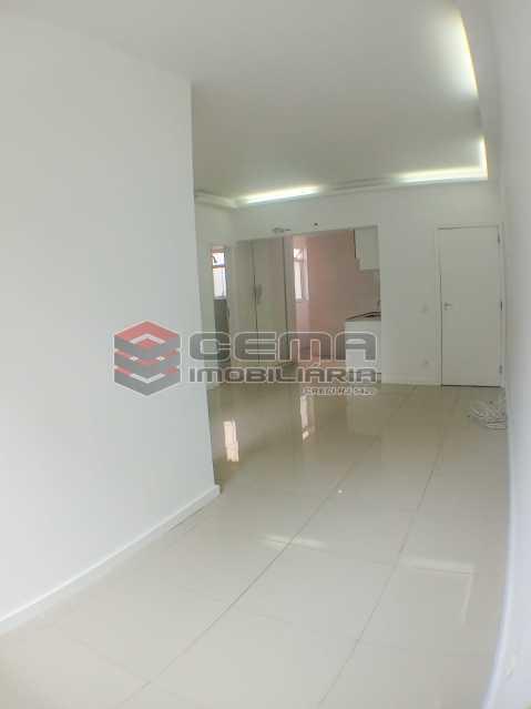 Sala  - Apartamento 2 quartos para alugar Catete, Zona Sul RJ - R$ 2.500 - LAAP23171 - 4