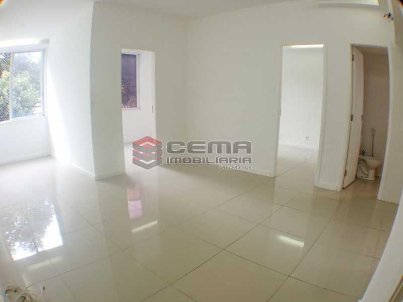 Sala  - Apartamento 2 quartos para alugar Catete, Zona Sul RJ - R$ 2.500 - LAAP23171 - 5