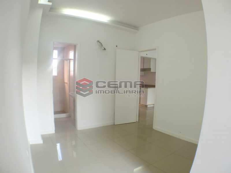 Suíte  - Apartamento 2 quartos para alugar Catete, Zona Sul RJ - R$ 2.500 - LAAP23171 - 6