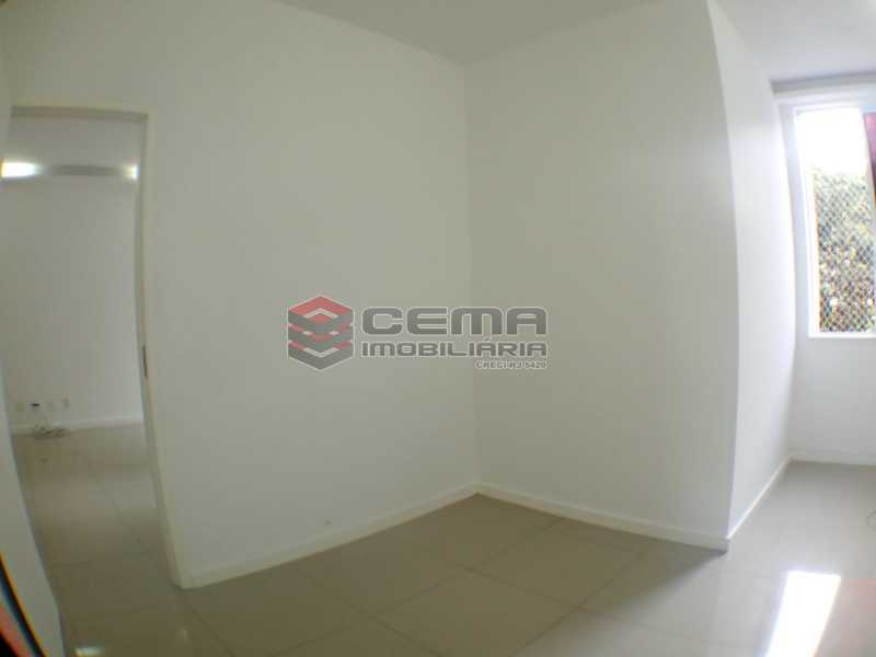 Suíte  - Apartamento 2 quartos para alugar Catete, Zona Sul RJ - R$ 2.500 - LAAP23171 - 7