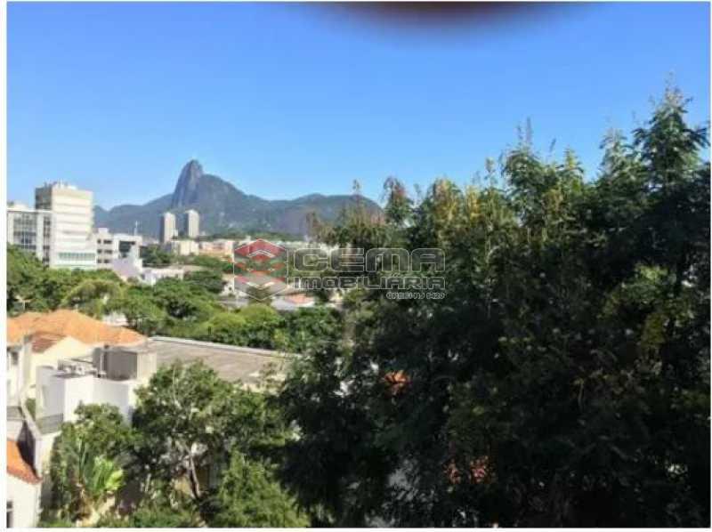 vista - Apartamento à venda Rua Osório de Almeida,Urca, Zona Sul RJ - R$ 3.500.000 - LAAP40563 - 3