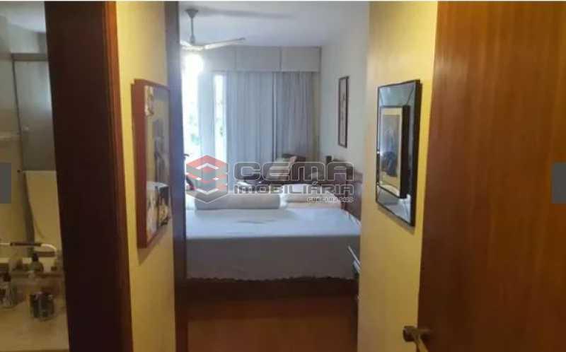 quarto 1 - Apartamento à venda Rua Osório de Almeida,Urca, Zona Sul RJ - R$ 3.500.000 - LAAP40563 - 9