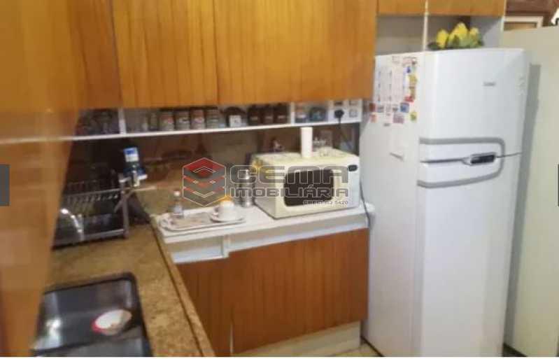 cozinha - Apartamento à venda Rua Osório de Almeida,Urca, Zona Sul RJ - R$ 3.500.000 - LAAP40563 - 11