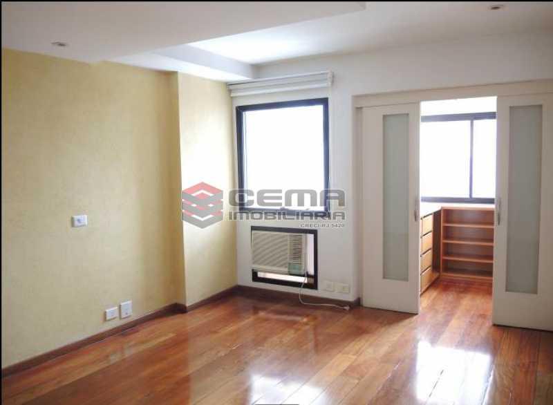 a2 - Apartamento 3 quartos à venda Leblon, Zona Sul RJ - R$ 4.100.000 - LAAP32679 - 4