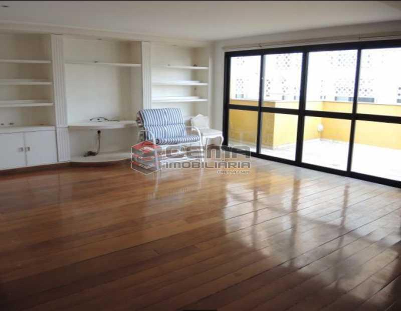 a3 - Apartamento 3 quartos à venda Leblon, Zona Sul RJ - R$ 4.100.000 - LAAP32679 - 1