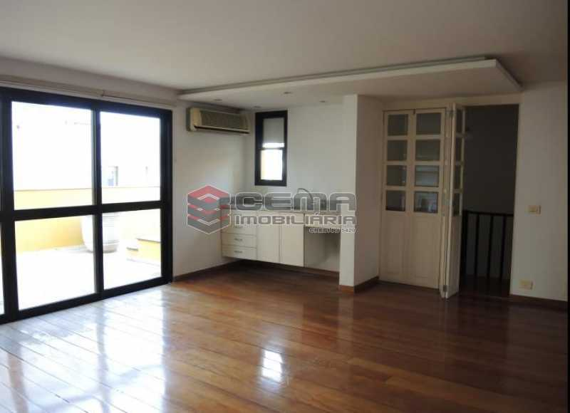 a4 - Apartamento 3 quartos à venda Leblon, Zona Sul RJ - R$ 4.800.000 - LAAP32679 - 5