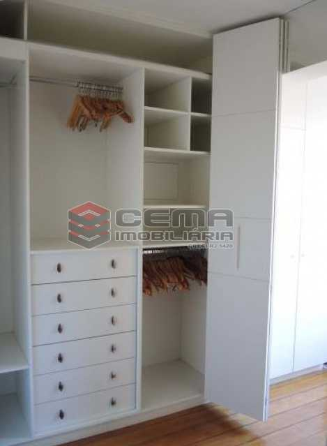 a9 - Apartamento 3 quartos à venda Leblon, Zona Sul RJ - R$ 4.100.000 - LAAP32679 - 10