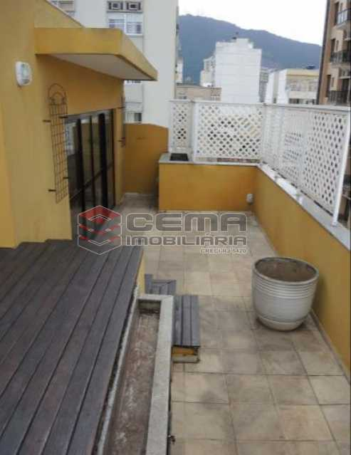 a10 - Apartamento 3 quartos à venda Leblon, Zona Sul RJ - R$ 4.100.000 - LAAP32679 - 11